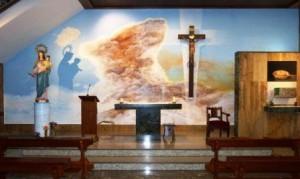Mural de la capella